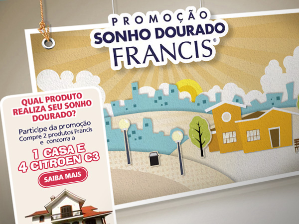 Sabonetes Francis