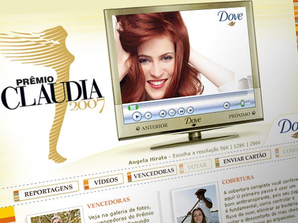 Prêmio Claudia 2007