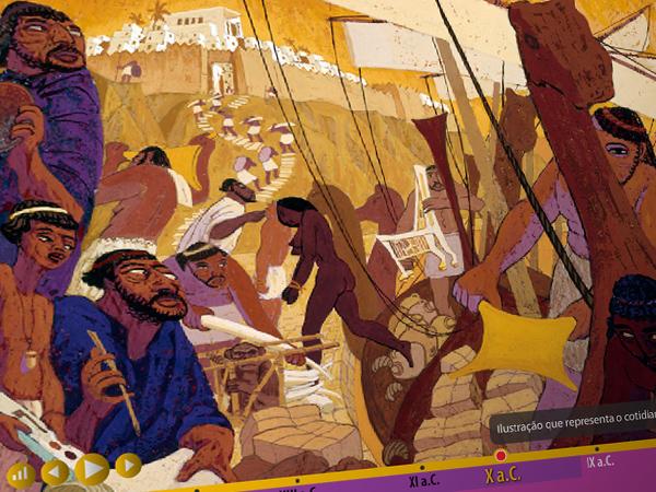Rotas comerciais fenícias