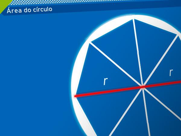 Área do círculo