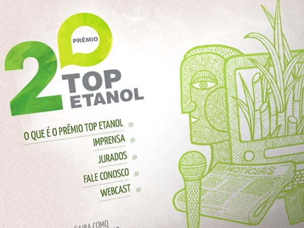 2º Prêmio Top Etanol
