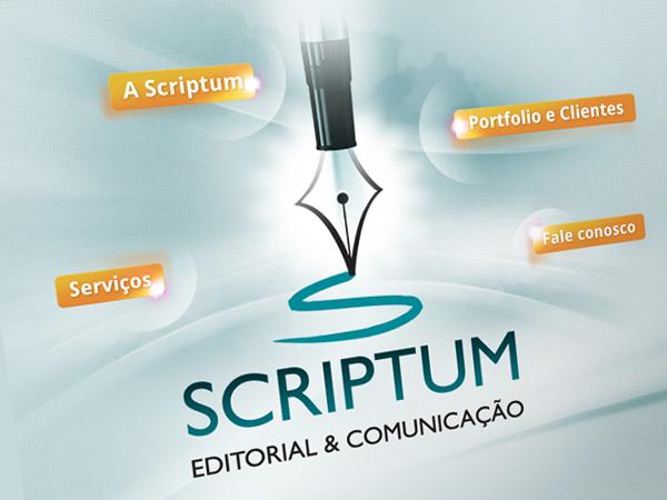 Scriptum Editorial